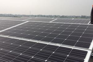 Solar Panel Use In Industry